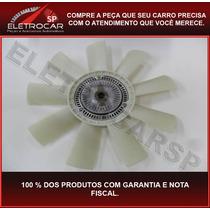 Kit Helice E Polia Viscosa Nissan Frontier 2.8 Mwm Sprint