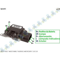 Regulador Voltagem Ford Mercury Sable 3.8l - Gauss