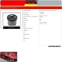 Filtro De Combustível - Grand Vitara 2.0 Turbo Diesel 2003