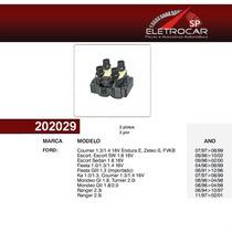 Bobina De Ignição Ford Escort Sw, Sedan, Zetec 1.8 16v 96 À