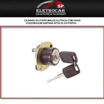 Cilindro Do Porta-malas Eletrica Com Chave Volkswagem Santan