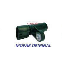 Sensor De Rotac Virabrequim Chrysler 2.5 Td 2 Pinos 4686188