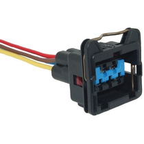 Chicote Plug Soquete Bomba De Combustível Fiesta Ka Courier