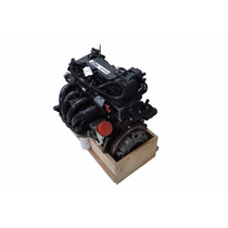 Motor Completo 1.6 Zetec Rocam Gasolina *2s6g6006ja*
