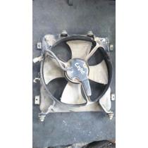 Ventoinha Honda Civic Com Ar 98/00