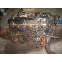 Motor 6cc Opala 91/92 Completo Automatic 4m Ower Drivemustag