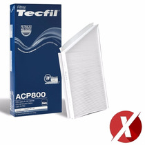 Filtro Ar Condicionado Tecfil Acp800 - Peugeot 206 1.4 1.6