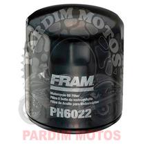 Filtro Oleo Harley Davidson Ph6022 Fram Varias 883/1200 Etc