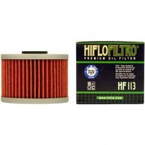 Filtro De Óleo Honda Nx 400 Falcon Hiflo Filtro Hf113