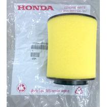 Filtro De Ar Original Honda Trx420 Fourtrax Quadricículo 12x
