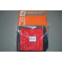 Filtro De Ar Orkaan Honda Nx4 Falcon Oaf113