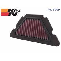 Filtro De Ar K&n Xj-6 N/f - Mod Ya-6009 - Kn Xj6