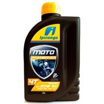 Oleo Ipiranga Moto Protection Sae 20w50 Jas0 Ma2-ma/api Sj