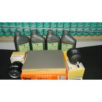 Óleo Ford Ka 1.6 Zetec 5w30 100% Sintético + Kit Filtros
