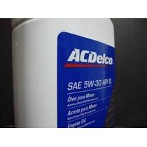 Óleo Ac Delco 5w30-original Gm - Corsa/celta/vectra