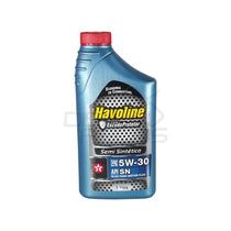 Oleo Havoline Semi Sintético Sae 5w-30 Api Sn
