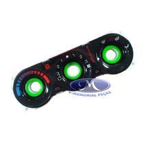 Mascara Iluminacao Controle Aquecedor-peca Escort-1996-2002