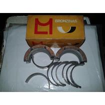 Jogo Bronzina Mancal 0.50 Motor Ohc 4 Cc Maverick Rural F100