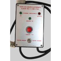 Teste Para Ignição Eletrônica Elison Bosch Série Tszi Manual