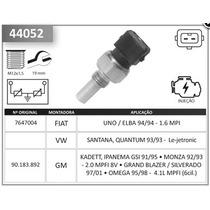 Sensor Temperatura Agua Uno Elba 1.6 Santana Monza Blazer