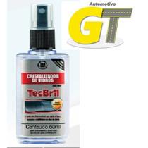 Cristalizador De Vidros - Repelente Tecbril 60ml