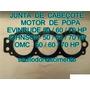 Junta De Cabeçote Motor De Popa Johnson Evinrude 50 60 70 Hp