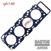 Junta Cabeçote Aço 1,4mm Volare A5 A6 A8 Mwm 4.07 2.8 4cil
