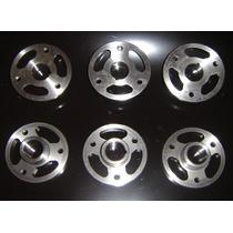 Cubo Para Polia Damper Motor Gm 6 E 4 Cilindros