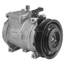 Compressor Do Ar Condicionado Bmw 116 2013 - Peça Original