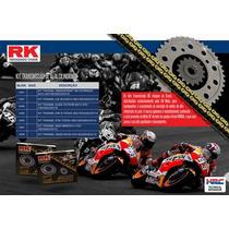 Kit Relaçao Rk Bmw G650 Gs 2014 * Rk 100% Original Japan*