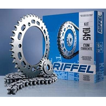 Kit Relação Transmissão Riffel Kmc Yamaha Xt 660 R Xt660r