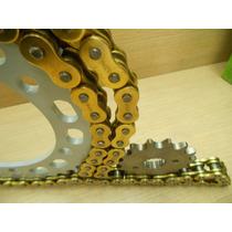 Kit Relação Falcon Retentor Dourada Alcides Racing 00780126