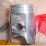 Pistão E Anéis Akros - Axis - Speed 90 - 1 Mm - Garage 280