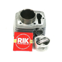 Kit Aumento Potência (nx/cbx/xr 200) Pistão 67,5mm Bros Ohc