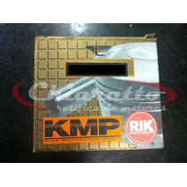 Pistao E Aneis Cb 300 Kmp / Rik Premium