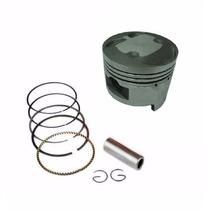 Pistão Kit C/ Anéis Honda Cb 400 0.25 Mm - 6799