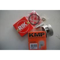 Pistao 3,00mm Cbx / Xr 200 Premiun C/aneis Rik Completo