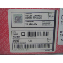 Kit P&a Motor Fusca 1600 1mm Alc 81 A 86 Mahle - Kaeferpower