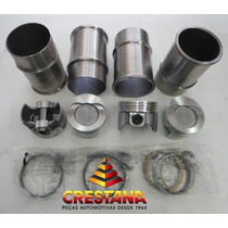 Kit De Motor Cht 1.6 Gasolina Corcel Del Rey Escort 4k59201
