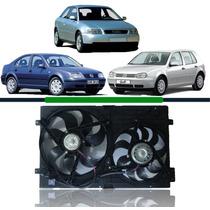 Defletor E Ventoinha Do Radiador Audi A3 - Bora - Golf Iv
