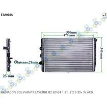 Radiador Gol Gl Mi 1.8 8v 97/99 - Valeo