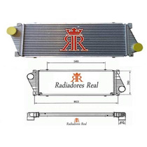 Radiador Intercooler Sprinter Toda Em Aluminio