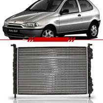 Radiador Fiat Palio 96 97 98 99 00 01 02 Siena Strada Com Ar