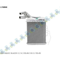 Radiador Ar Quente S10 2.2 95/05 - Delphi