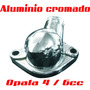 Peças Opala 6cc - Tampa Da Valvula. Termostatica. Alum.crom.