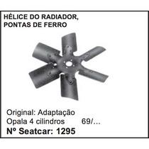 Helice Do Radiador Pontas De Ferro Opala Caravan 4 Cilindros