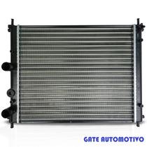 Radiador Fiat Brava 1.6 16v 2000- 2002 C/s Ar