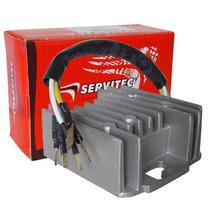 Retificador Bateria Regulador Voltagem Ktm 350/450 Servitec