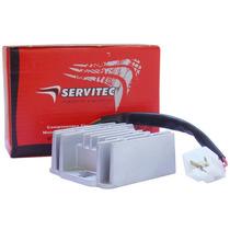 Retificador Bateria Regulador Voltagem Speed 150 Servitec