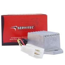 Retificador Bateria Regula Voltagem Dt 180 Z Tdr180 Servitec